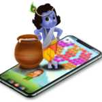 krishna makhan masti mobile game developed by oao india
