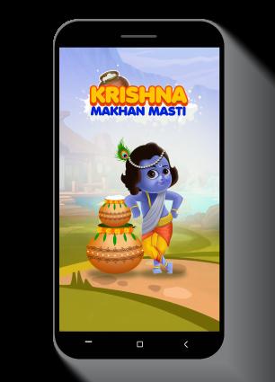 krishna_makhan_masti