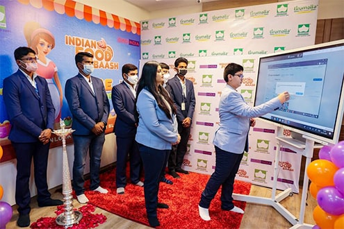 india food baash game by OAO INDIA