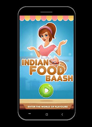 indian food bash