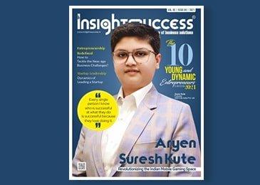 Aryen Suresh Kute : Revolutionizing the Indian Mobile Gaming Space